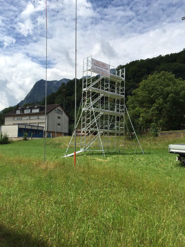 gerust-treppenturm
